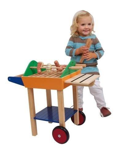 gril zestaw do zabawy w grilowanie dla dzieci small foot design sklep dla dzieci. Black Bedroom Furniture Sets. Home Design Ideas