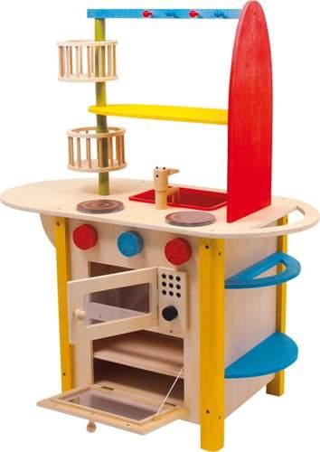 kuchnia do zabawy dla dzieci deluxe small foot design sklep dla dzieci. Black Bedroom Furniture Sets. Home Design Ideas