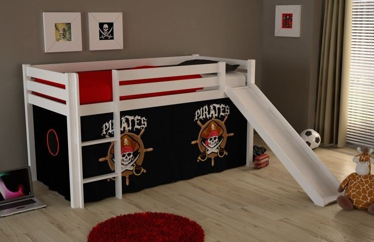 tekstylia do wysokiego ka pino piraci vipack sklep dla dzieci. Black Bedroom Furniture Sets. Home Design Ideas