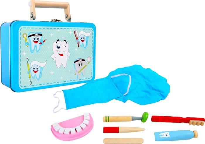 zestaw dentysty do zabawy dla dzieci zabawa w lekarza. Black Bedroom Furniture Sets. Home Design Ideas
