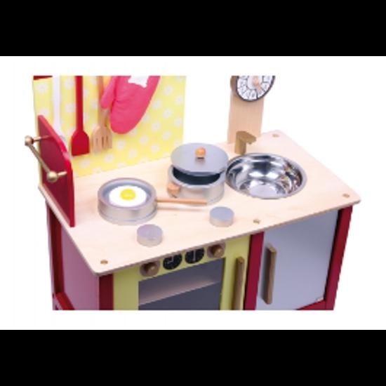 kuchenka do zabawy dla dzieci denise small foot design sklep dla dzieci. Black Bedroom Furniture Sets. Home Design Ideas