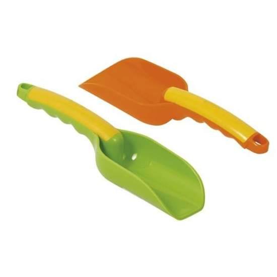 Szufelka, łopatka do piasku do zabawy dla dzieci 24 cm, 1 sztuka