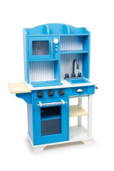 Kuchnia Do Zabawy Dla Dzieci Blue