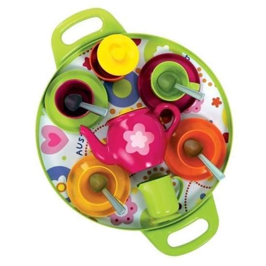 Zestaw Do Herbaty Do Zabawy Dla Dzieci 18 Elementów