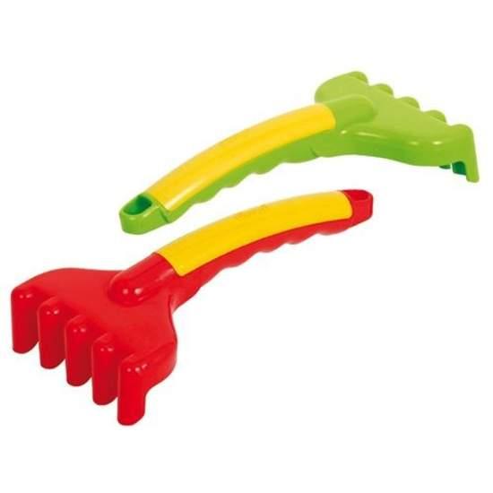 Grabki do piasku 19 cm, do zabawy dla dzieci, 1 sztuka