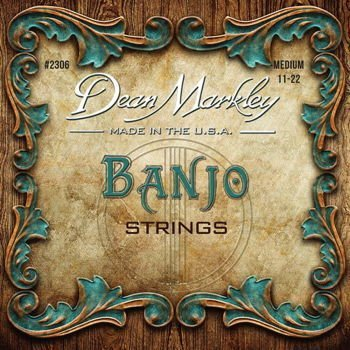 Dean Markley struny do banjo 11-22w 5-str