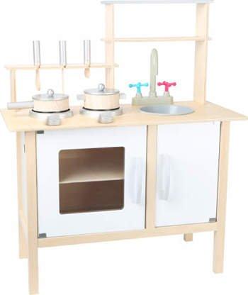 Drewniana Kuchnia Dla Dzieci Do Zabawy Kidsaw Sklep Dla Dzieci