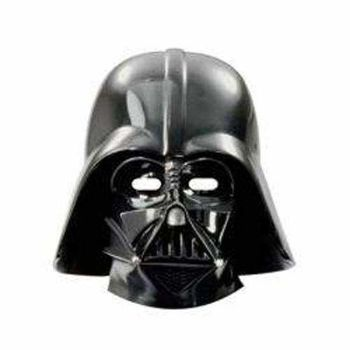 Papierowa maska  LORD VADER do zabawy  Star Wars