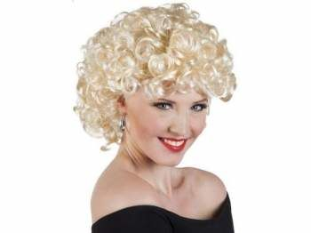 Peruka grease blond