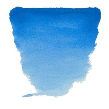TALENS VAN GOGH WATER COLOUR PAN CERULEAN BLUE PHTHALO