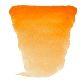 TALENS VAN GOGH WATER COLOUR PAN PERM. ORANGE