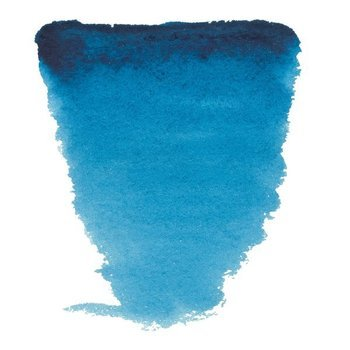 TALENS VAN GOGH WATER COLOUR PAN TURQUOISE BLUE