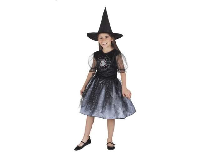 5b428550fd6b36 Czarownica z Pająkiem 7-9 Lat, kostiumy dla dzieci Aster   sklep dla dzieci  Epinokio.pl