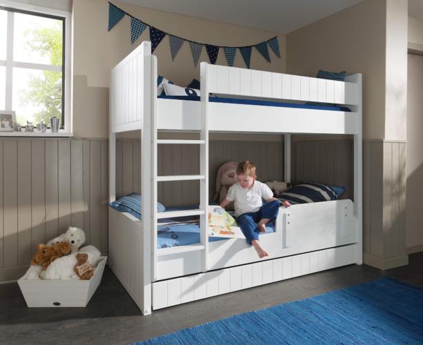 łóżko Robin Piętrowe łóżko Dla Dziecka