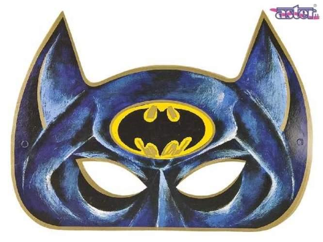 Aktualne Maska Człowiek nietoperz Batman dla dzieci Aster | sklep dla ZG73