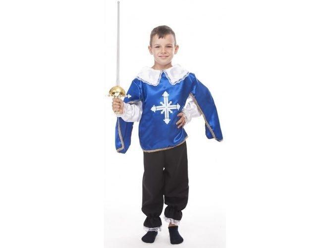 5b1165075aba12 Muszkieter granatowy - kostium dla dzieci Aster | sklep dla dzieci  Epinokio.pl
