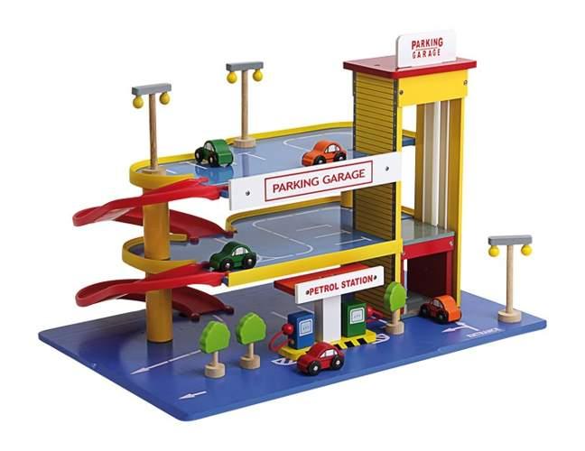Parking Garaż Zabawka Dla Dzieci Small Foot Design Sklep Dla