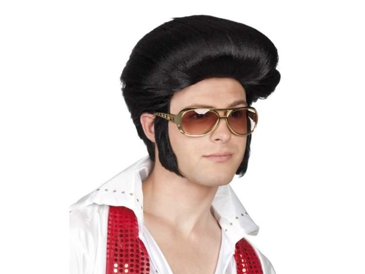 Peruka Elvis Lux