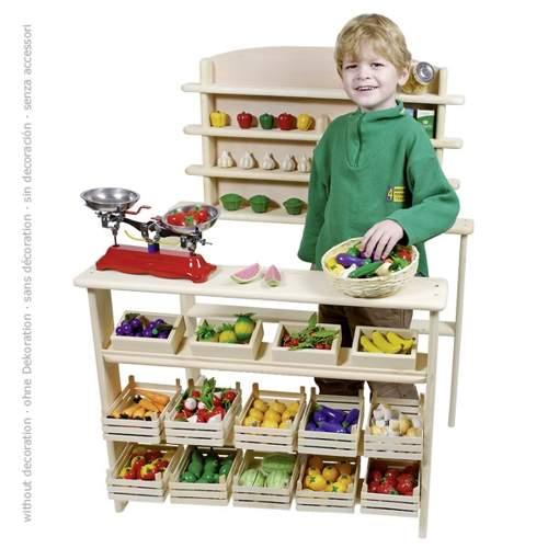 stragan sklep drewniany do zabawy dla dzieci goki sklep. Black Bedroom Furniture Sets. Home Design Ideas