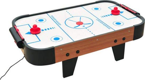 Air hokej - cymbergaj dla dzieci