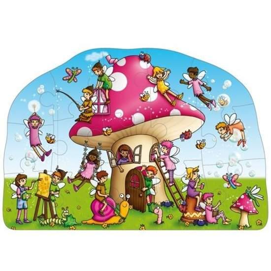 Baśniowy Domek - Puzzle