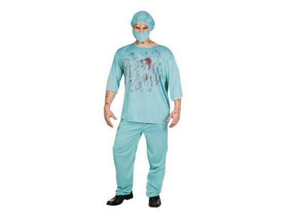 Chirurg przebranie karnawałowe