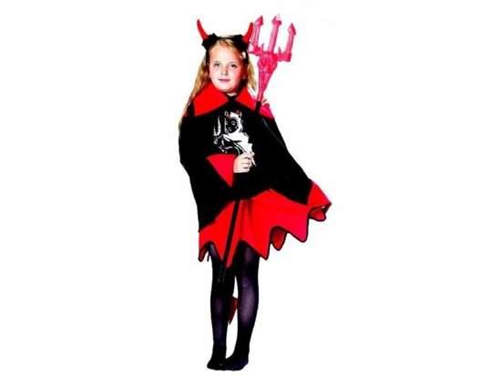 Diablica kostium, przebranie dla dzieci