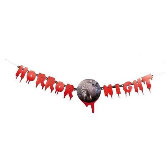 Girlanda Baner horror night 130 cm