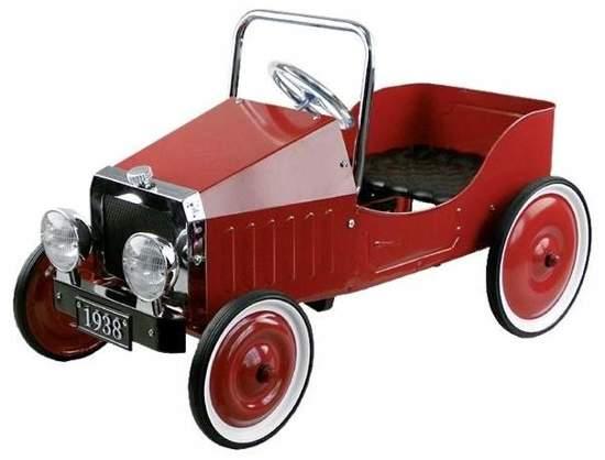 Jeździk auto retro