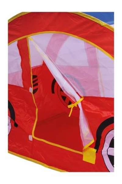 Namiot dla dzieci czerwone auto Small Foot Design   sklep