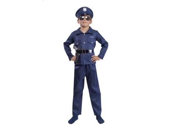 Policjant mundur - przebrania