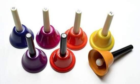 Dzwonki z rączką