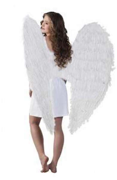 Skrzydła Anioła XXL białe