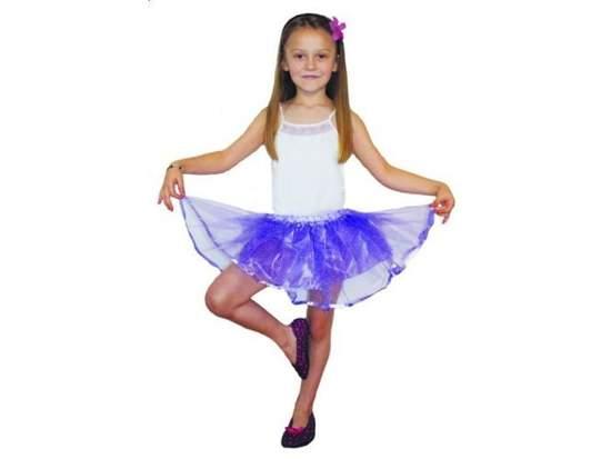 Spódniczka Baletnicy fioletowa