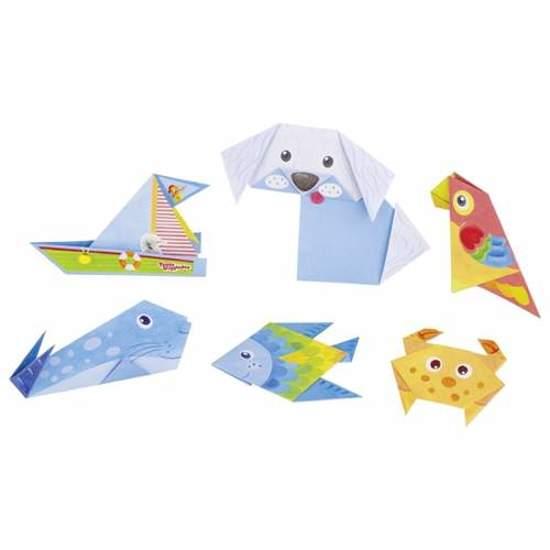 Zestaw origami do zabawy dla dzieci Peggy Diggledey